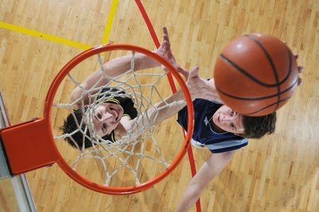 "בי""ס לכדורסל"