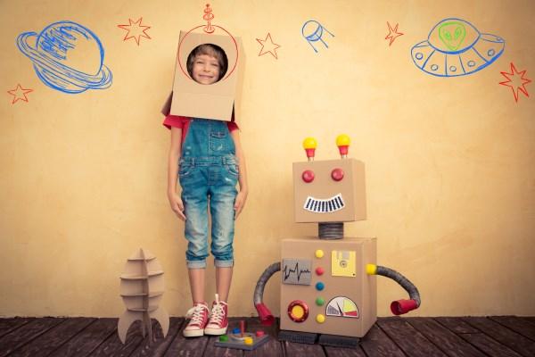 סדנאות לילדים יולי 2018: לגו ורובוטיקה