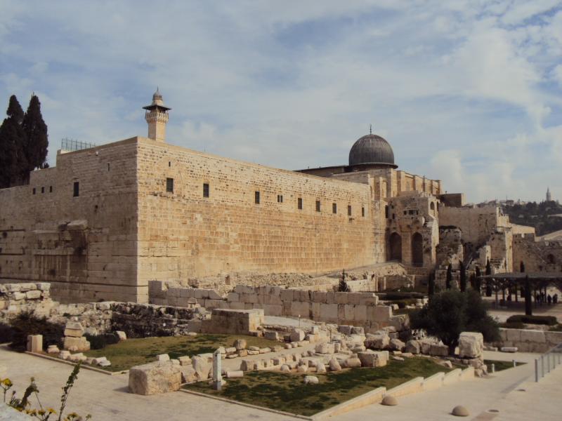 סיור מודרך בעיריית ירושלים