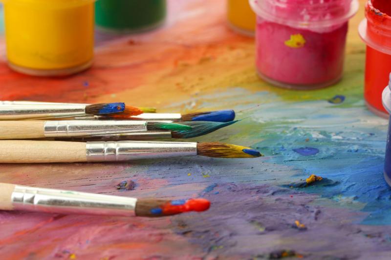 סדנת ציור ופיסול